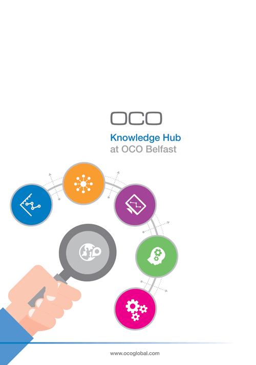 OCO Global, Knowledge Hub at OCO Belfast