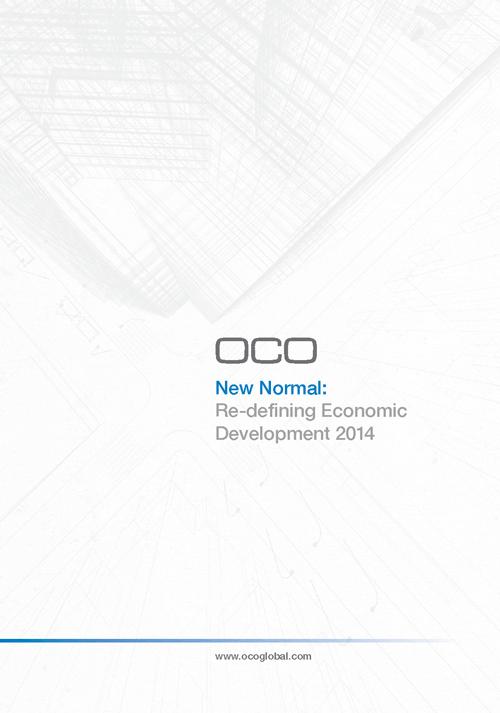 OCO New Normal, Re-defining Economic Development 2014
