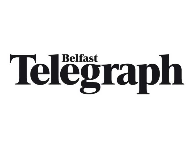 OCO Global News, Belfast Telegraph Logo