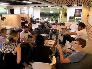 British business in Dubai incubator